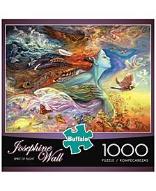 Josephine Wall - Spirit of Flight - 1000 Piece Puzzle