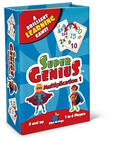 Super Genius - Multiplication 1