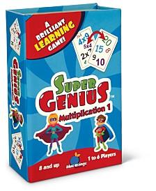 Super Genius - Multiplication 1