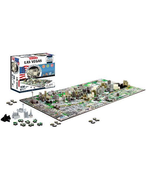 Macys Home Las Vegas: Areyougame 4D Cityscape Time Puzzle