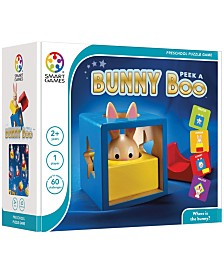 Bunny Peek A Boo Puzzle Game