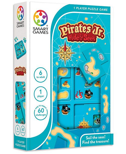 SmartGames Pirates Jr. Hide and Seek