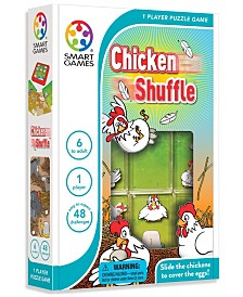Chicken Shuffle Puzzle Game