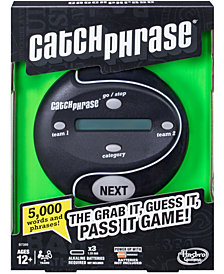 Catch Phrase Game