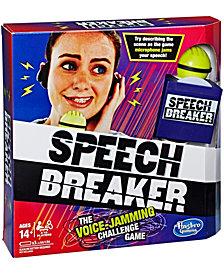 Speech Breaker