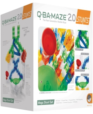 Q-ba-maze 2.0 Mega Stunt Set Puzzle Game