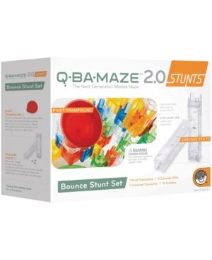 Q-ba-maze 2.0 Bounce Stunt Set Puzzle Game