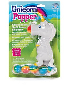 Unicorn Popper - White Sunshine