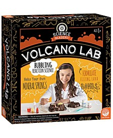 Science Academy - Volcano Lab
