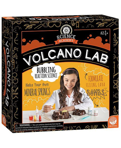 MindWare Science Academy - Volcano Lab
