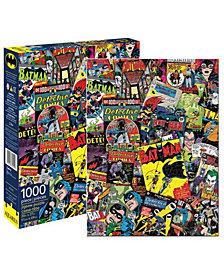 DC Comics - Batman Collage Jigsaw Puzzle- 1000 Piece
