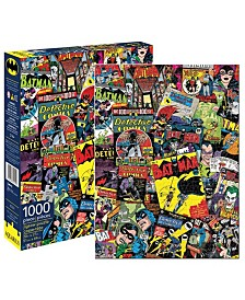DC Comics - Batman Collage Jigsaw Puzzle- 1000 Piece