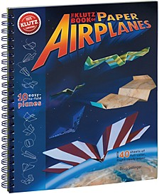 The Book of Paper Airplanes Craft Kit