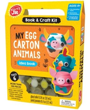 Klutz Jr. My Egg Carton Animals