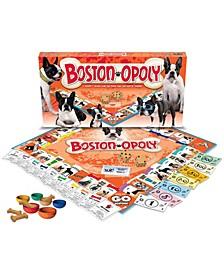 Boston Terrier-opoly