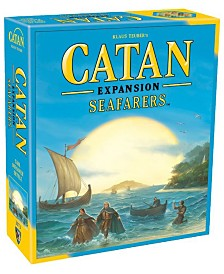 Catan- Seafarers Expansion