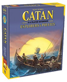 Catan- Explorers and Pirates 5-6 Player Extension