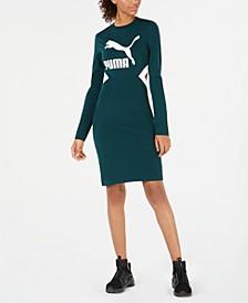 Classics Logo Bodycon Dress