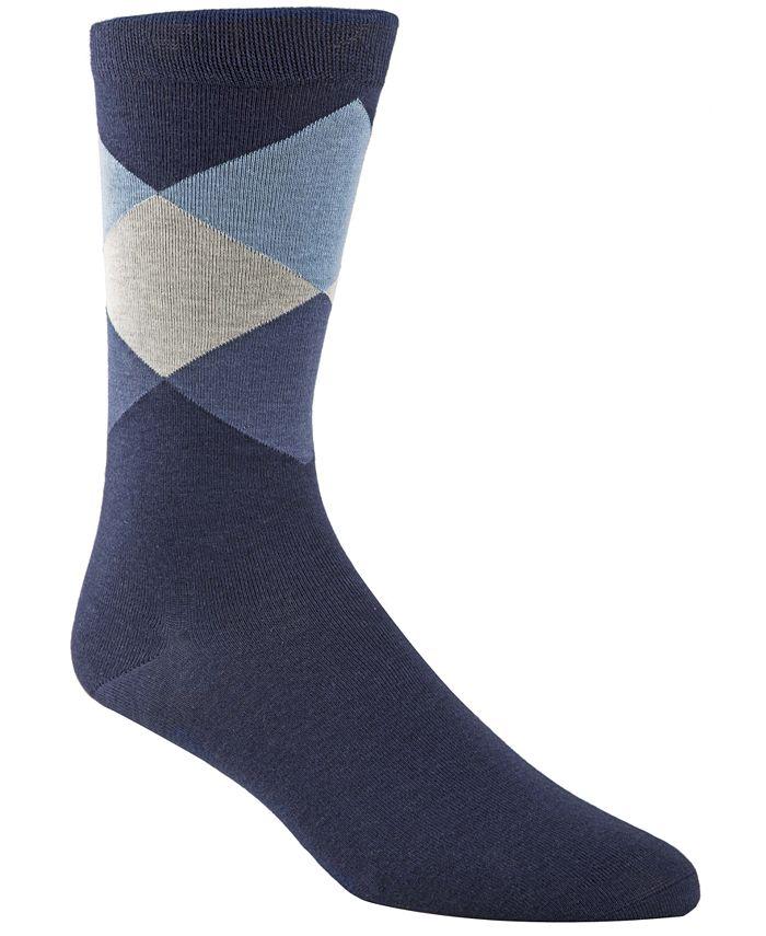 Cole Haan - Men's Diamond Crew Socks