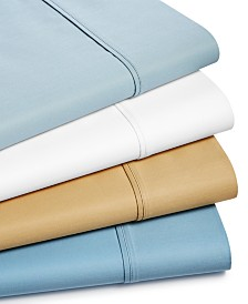 CLOSEOUT! Charter Club 600-Thread Count 6-Pc Sheet Sets, Created for Macy's