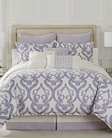 Eva Longoria Black Label Veracruz Collection King Comforter Set