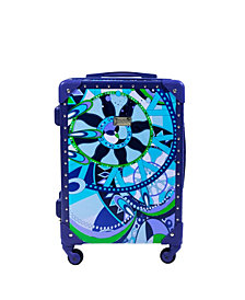 "Macbeth Collection Sailing Serafina 21"" Spinner Suitcase"