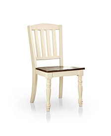 Gossling Vintage White Dining Chair (Set of 2)