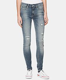 Calvin Klein Jeans CKJ 011 Ripped Skinny Jeans