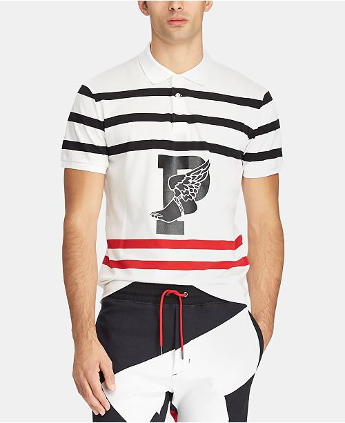 Polo Ralph Lauren Men's P-Wing Stretch Polo, Created for Macy's