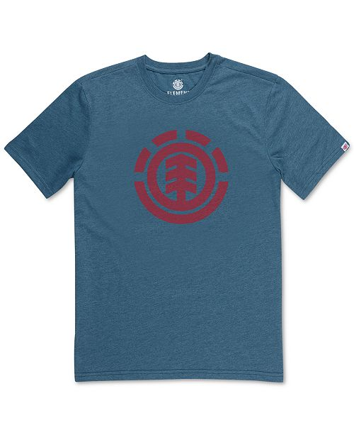 Element Men's Logo Push T-Shirt