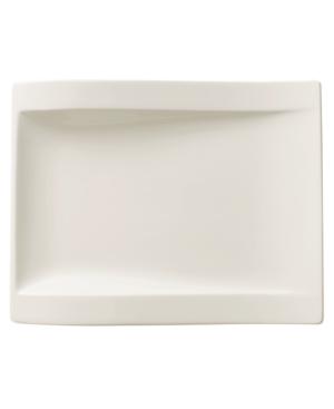 Villeroy  Boch Dinnerware New Wave Large Rectangular Salad Plate