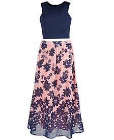 Sequin Hearts Big Girls 2-Pc. Dress