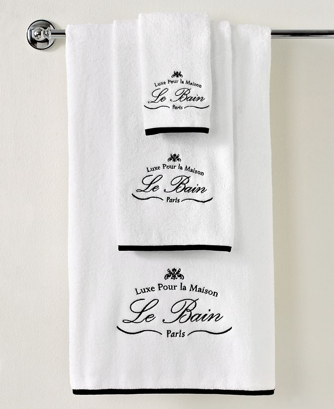 Kassatex Le Bain Bath Towel Collection & Reviews - Bath ...