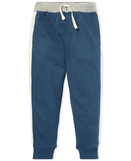 Polo Ralph Lauren Little Boys Spa Terry Cotton Jogger Pants