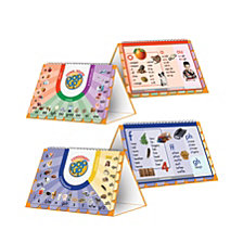 Junior Learning 44 Sounds Pop Up Educational Learning Set