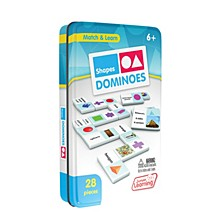 Shape Dominoes Match and Learn Educational Learning Game