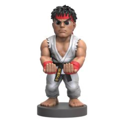 Exquisite Gaming Cable Guy Controller and Phone Holder Classic Streetfighter V Ryu 8