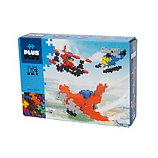 Instructed Set- 170 Pieces Aircraft