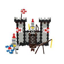 Plus Plus 760 Piece Knight's Castle Building Set