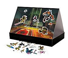 Colorforms Create a Story Teenage Mutant Ninja Turtles Re Stickable Playset