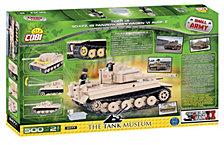 COBI Small Army PZKPFW VI Tiger No 131 Construction Blocks Building Kit