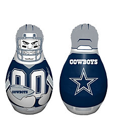 Fremont Die NFL Dallas Cowboys Tackle Buddy Inflatable Punching Bag