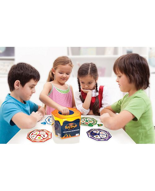 Junior Learning Silly Soup The Letter Sound Game
