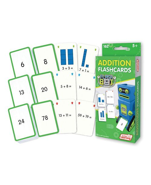 Junior Learning Addition Flashcards