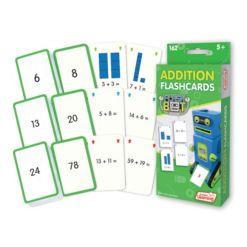 Junior Learning Addition Flashcards