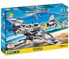 COBI Small Army World War II Messerschmitt BF110C Airplane 410 Piece Construction Blocks Building Kit