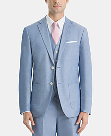 Lauren Ralph Lauren Men's UltraFlex Classic-Fit Chambray Sport Coat