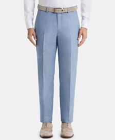 Lauren Ralph Lauren Men's UltraFlex Classic-Fit Chambray Pants