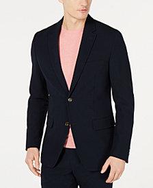 Tasso Elba Men's Textured Knit Sport Coat, Created for Macy's