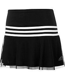 adidas Little Girls Little Girls Striped Skort